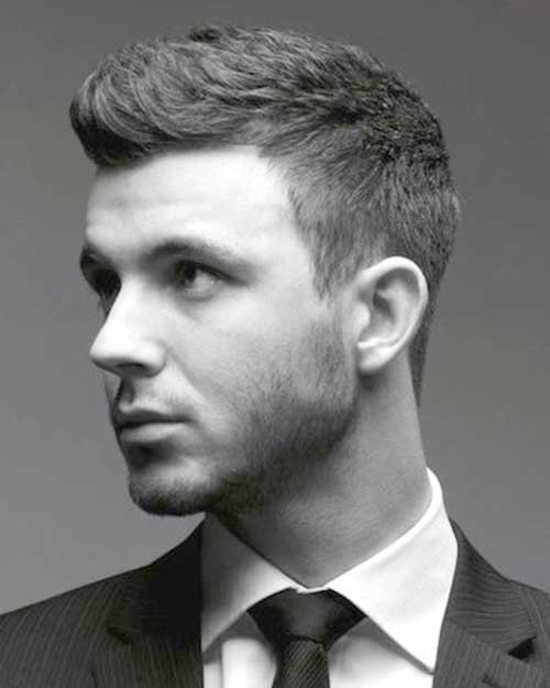 Cute Mens Hair Cuts Ideas