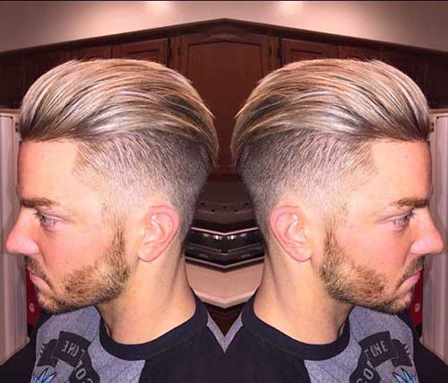Disconnected Fade Haircut Styles for Men