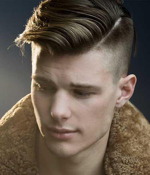 Disconnected Undercut Hair