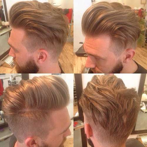 Best Fade Haircuts of Men