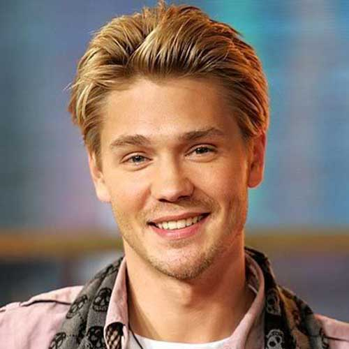 Famous Blonde Men Hairstyles