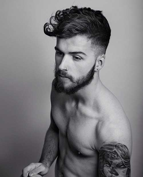 Funky Mens Undercut Hairstyles