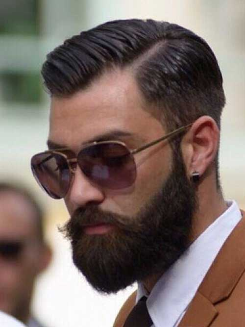 Best Great Slicked Hairstyles for Men