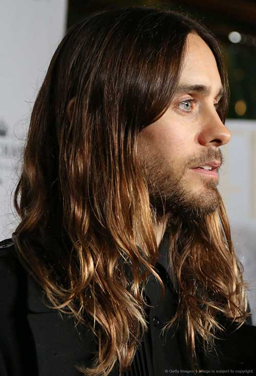Best Hair Wavy Styles for Guys with Long Hair
