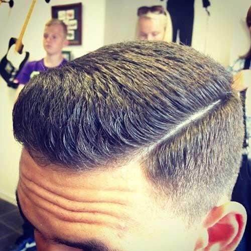 Hard Part Nice Haircut for Guys