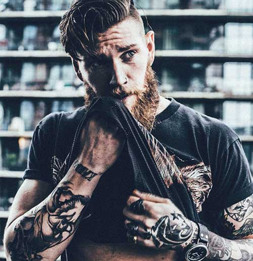 Best Hipster Mens Hair Style Photos