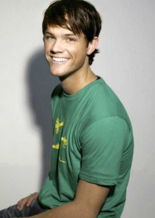 Jared Padalecki Hairstyles for Boys