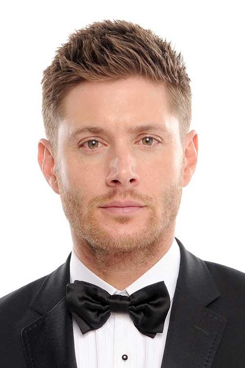 Jensen Ackles new haircut 2016