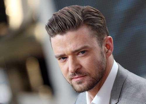 Justin Timberlake Haircuts