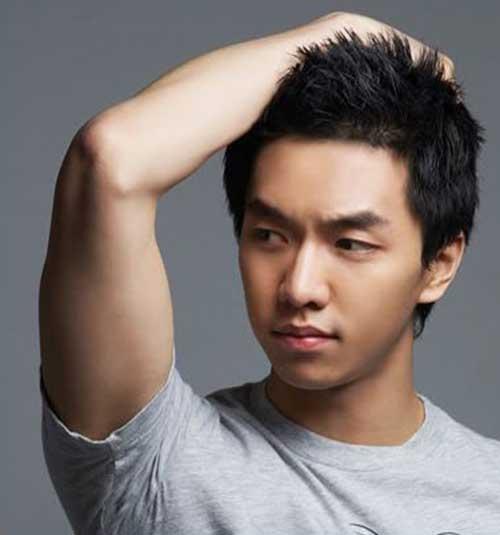 Amazing 20 Korean Hairstyles For Men Mens Hairstyles 2016 Short Hairstyles Gunalazisus