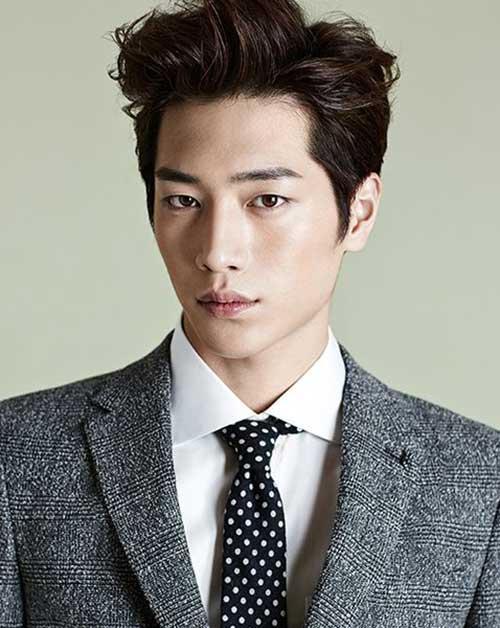 Sensational 20 Korean Hairstyles For Men Mens Hairstyles 2016 Short Hairstyles For Black Women Fulllsitofus