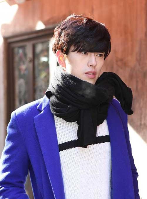 Best Latest Korean Hairstyle for Men