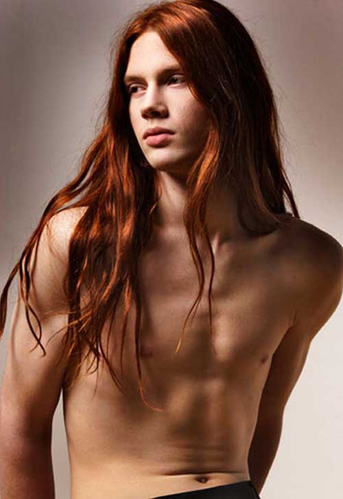 Long Ginger Hairstyles 2015 2016