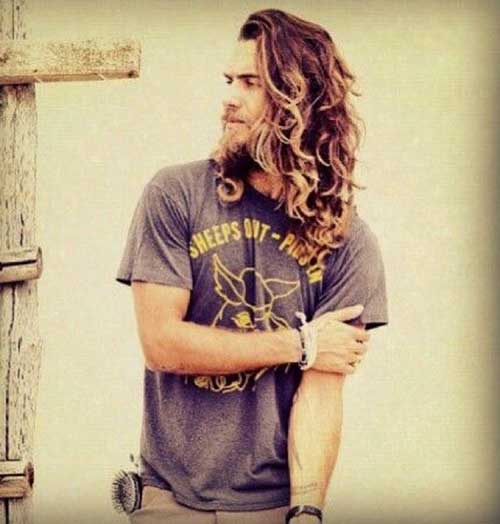 Best Long Hairstyles Mens