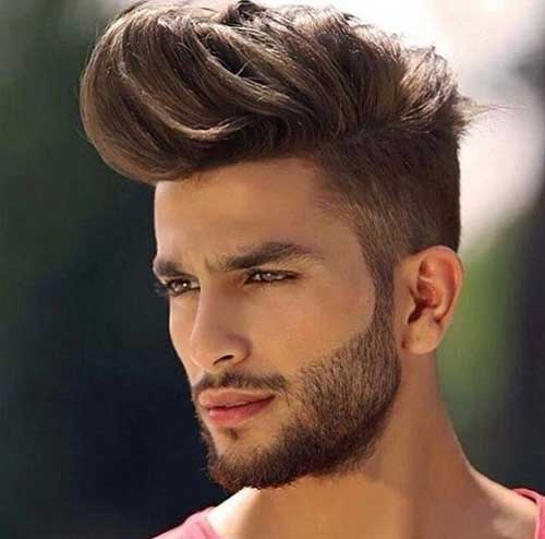 2016 Long Top Haircuts for Men