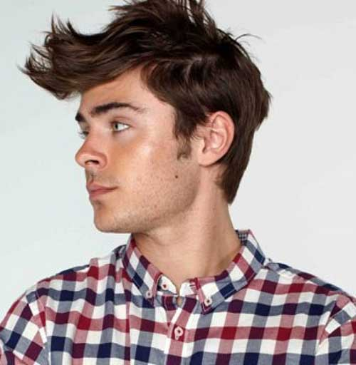 Best Long Top Shaggy Hairstyles for Guys