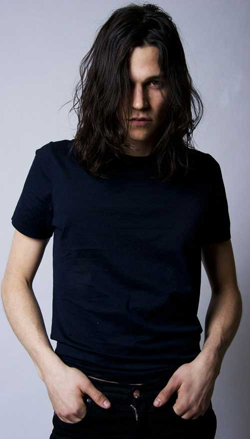 Miles McMillan Long Hair
