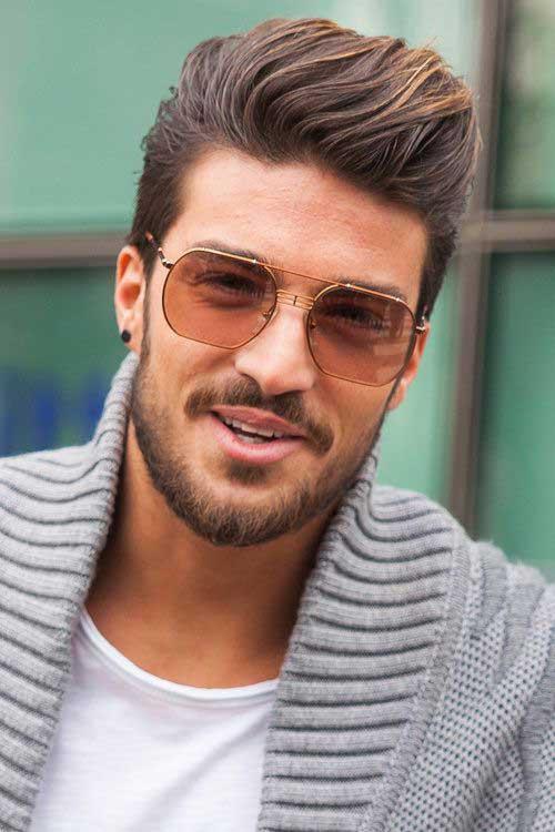 Mariano Di Vaio Haircut 2016