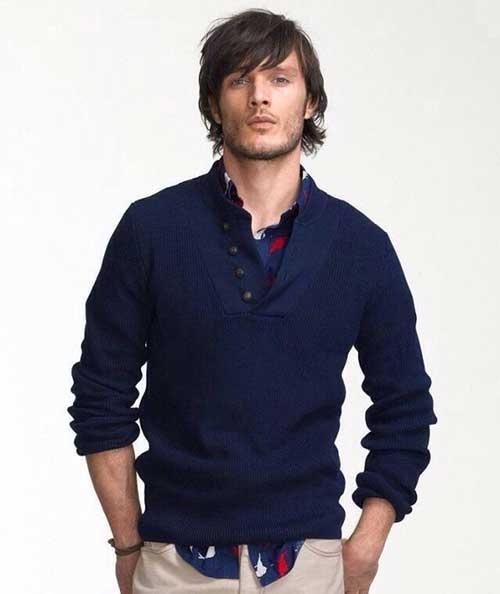 Best Medium Hair Styles Men
