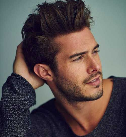 Medium Haircuts for Men
