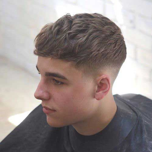 Men Fade Short Haircuts