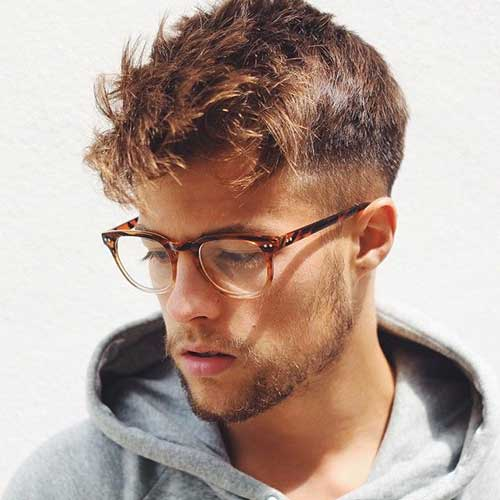 Cute Men Haircut
