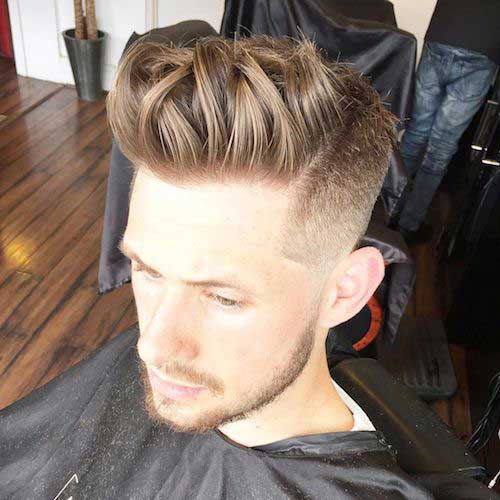 Men Hairstyle Trend 2015