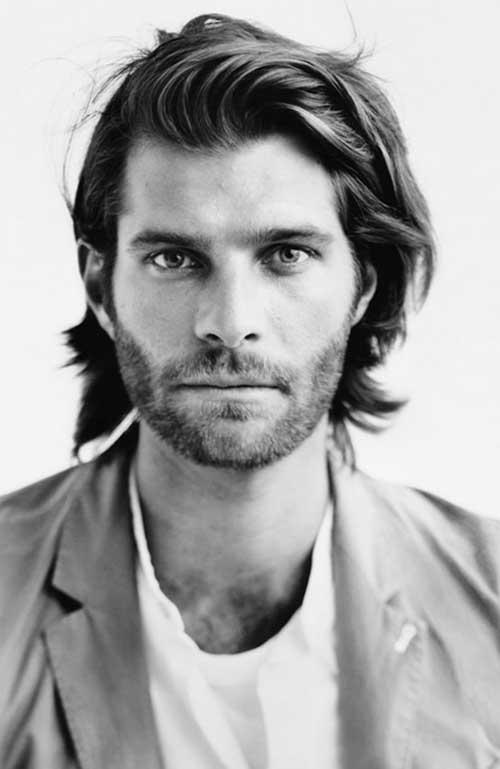 Best Men Long Hair Styles 2015
