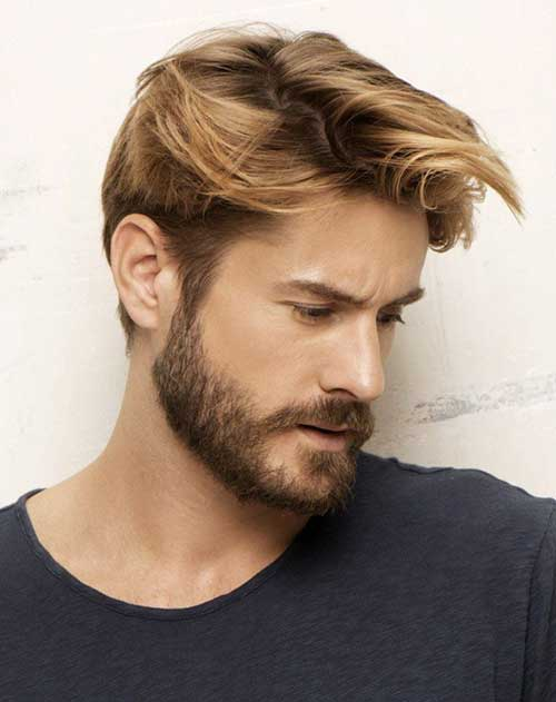 Men Long Top Haircuts