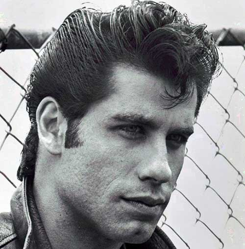Cool Mens 50s Hairstyles