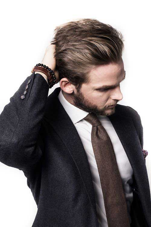 Men's Business Fashion Hairstyles