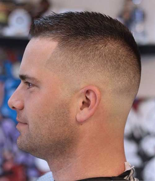 Mens Fade Short Haircuts Ideas