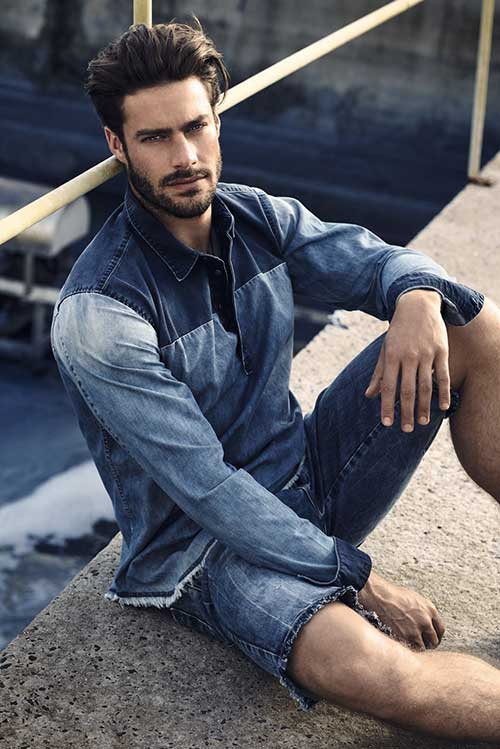 Mens Fashionable Hairstyles