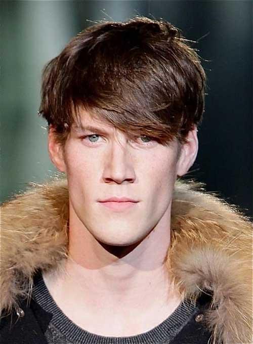 Best Mens Fine Straight Hair Medium Cut