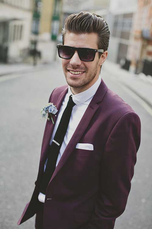 Classy Mens Hair Colors 2014