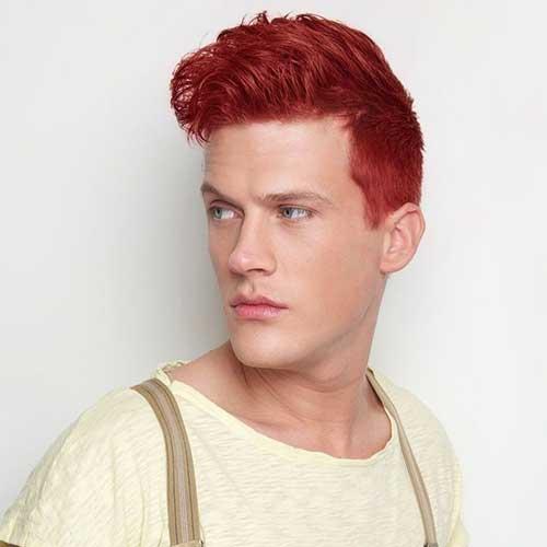 Best Mens Hair Colour Trends 2014