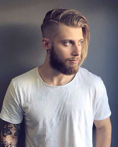 Cool Mens Haircut Medium