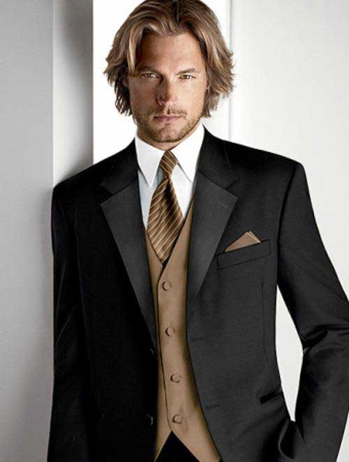 Mens Light Brown Hair Color Ideas