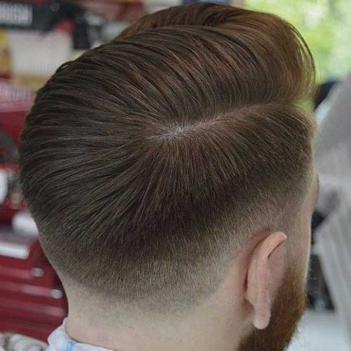 Mens Low Tapered Fade Haircuts