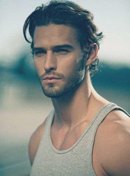 Cool Mens Medium Hairstyles