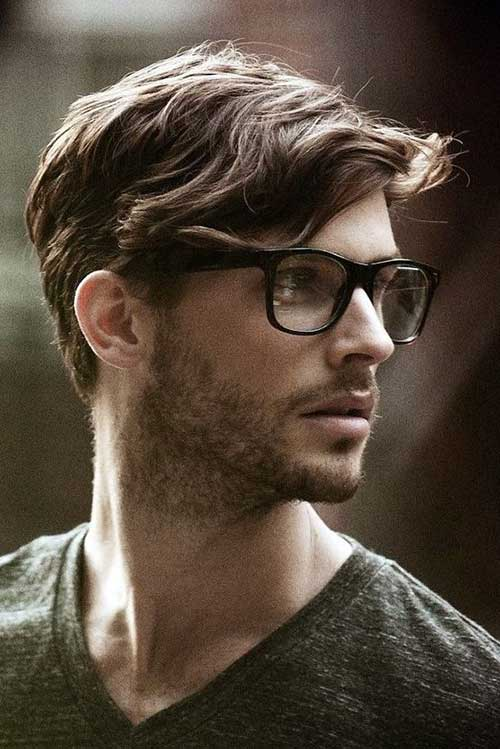 Cool Mens Medium Long Hair Styles