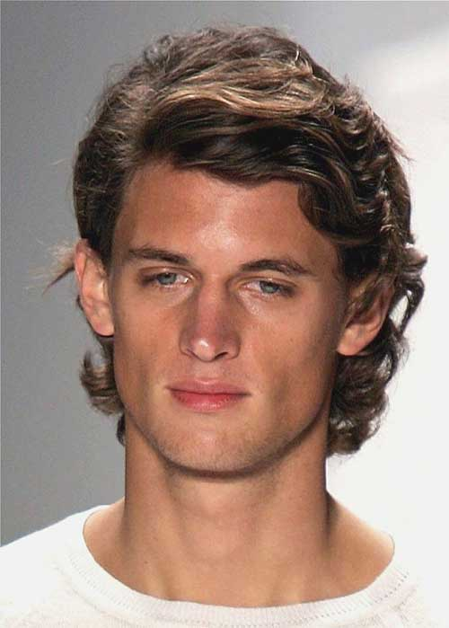 Mens Medium Short Curly Haircuts