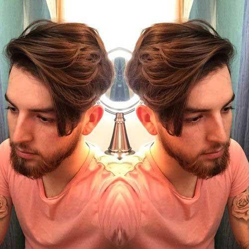 Best Mens Medium Short Haircuts