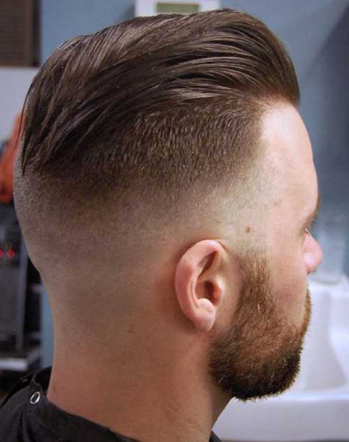 Mens Mid Fade Hairstyles