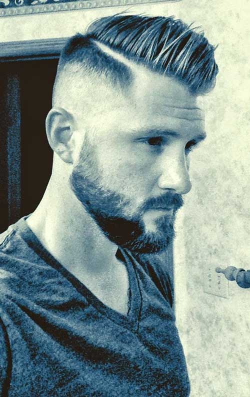 Mens Popular Undercut Haircuts 2015