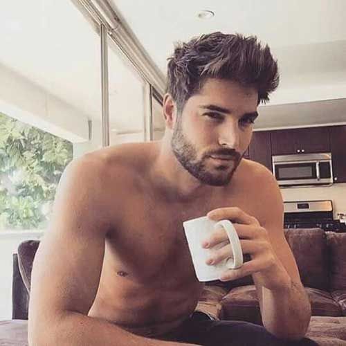 Best Mens Simple Short Hair 2016