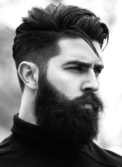 Mens Thick Hairstyles And Cuts