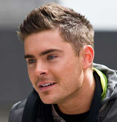 Something is. Men s hairstyles short zac efron are right