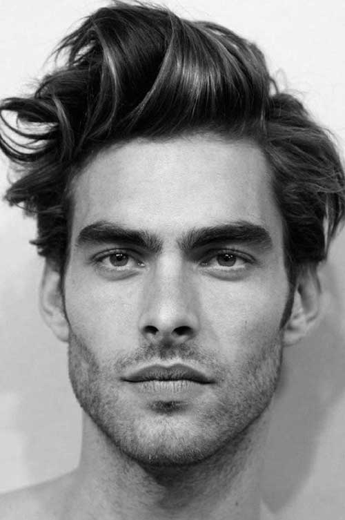Best Messy Hairstyle for Men