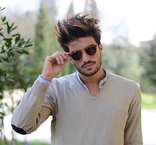 Most Popular Mens Hairstyles Pictures